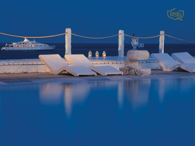 Hotel Kivotos Club - Ornos - Mykonos